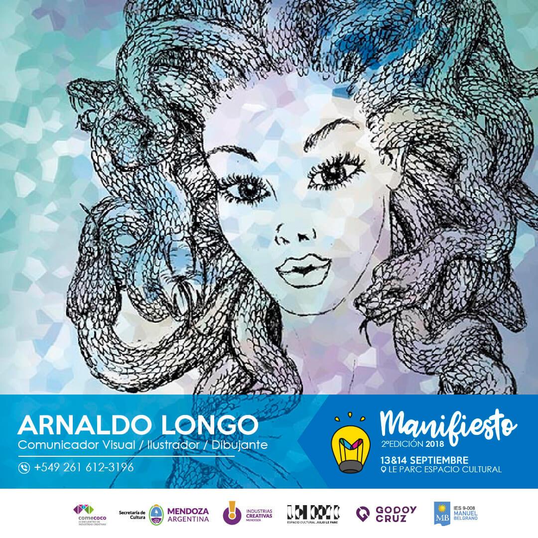 Flyer Arnaldo