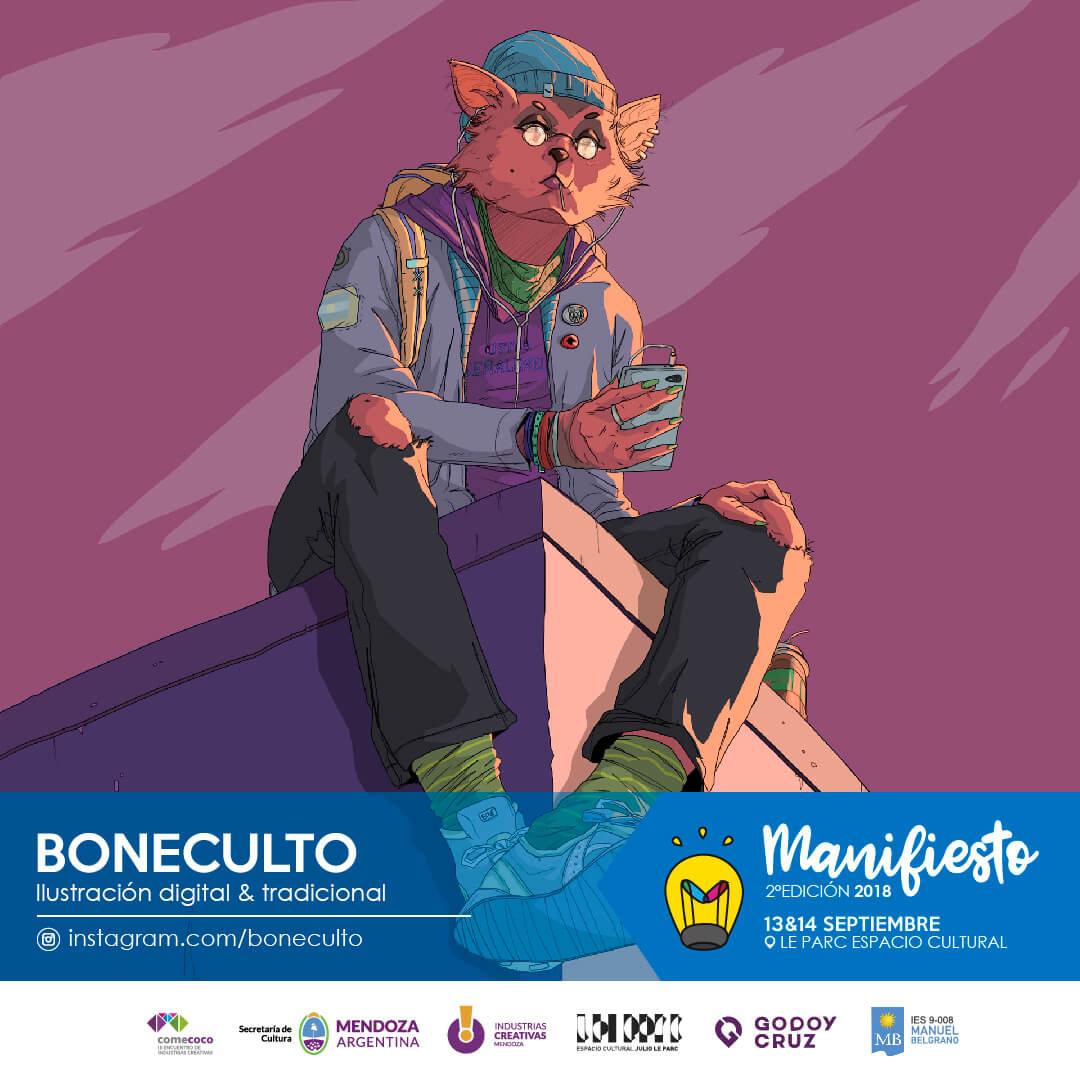Flyer Boneculto