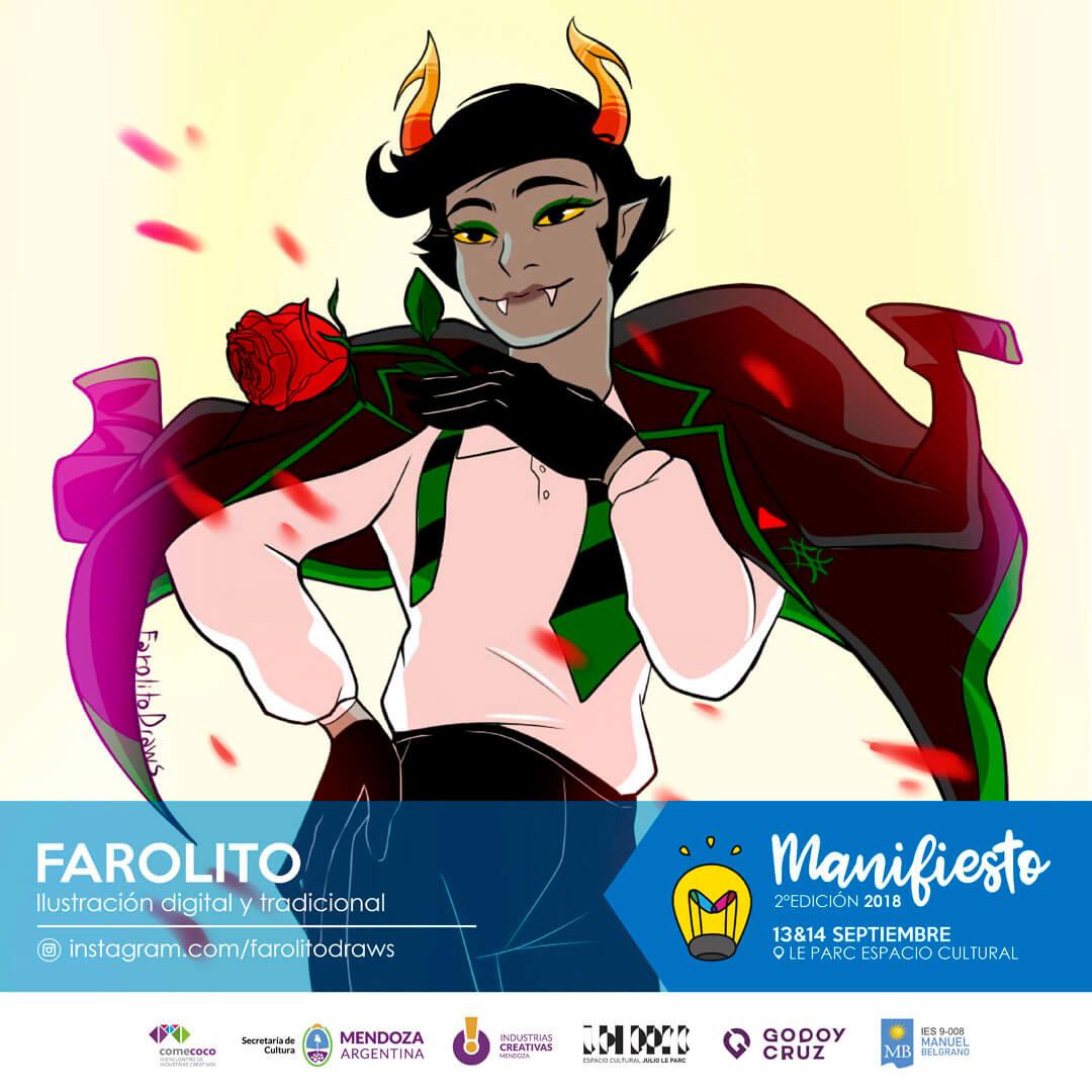 Flyer Farolito