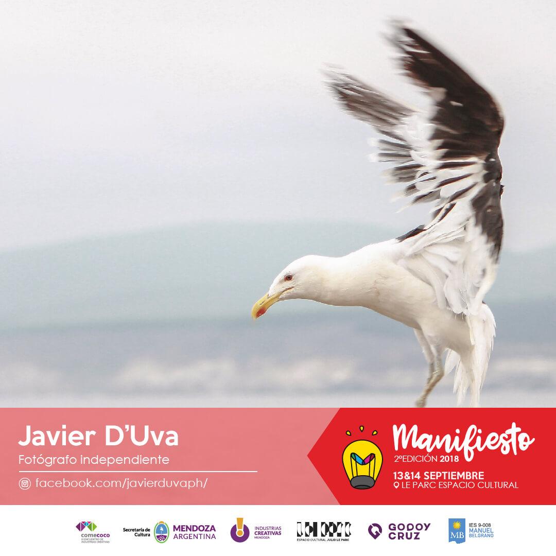 Flyer Javier Duva