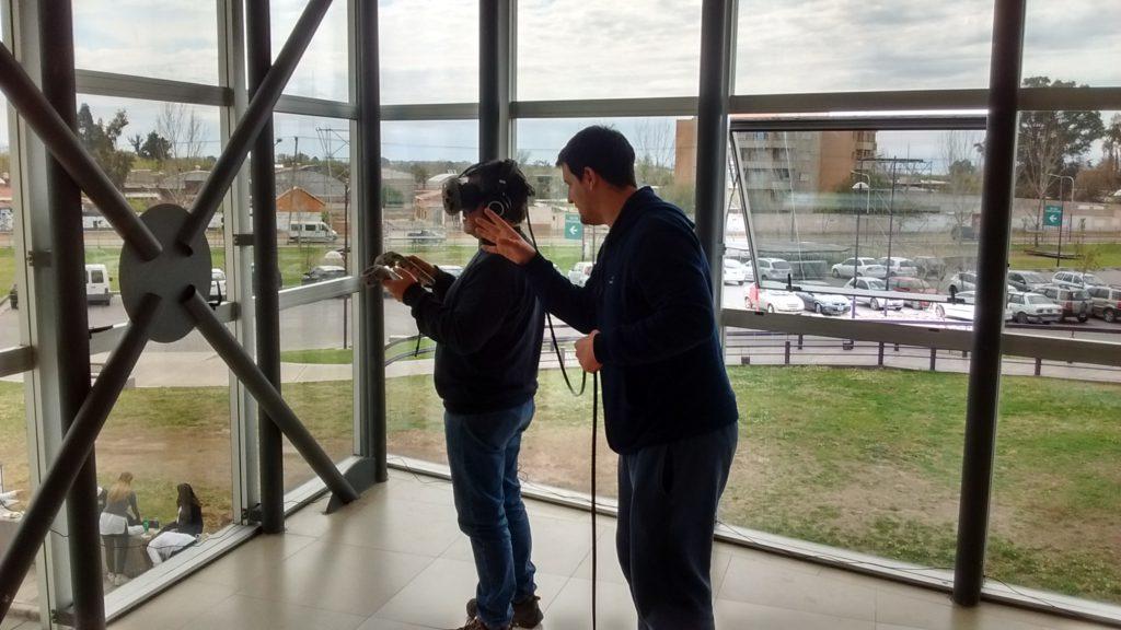 Probando VR -2