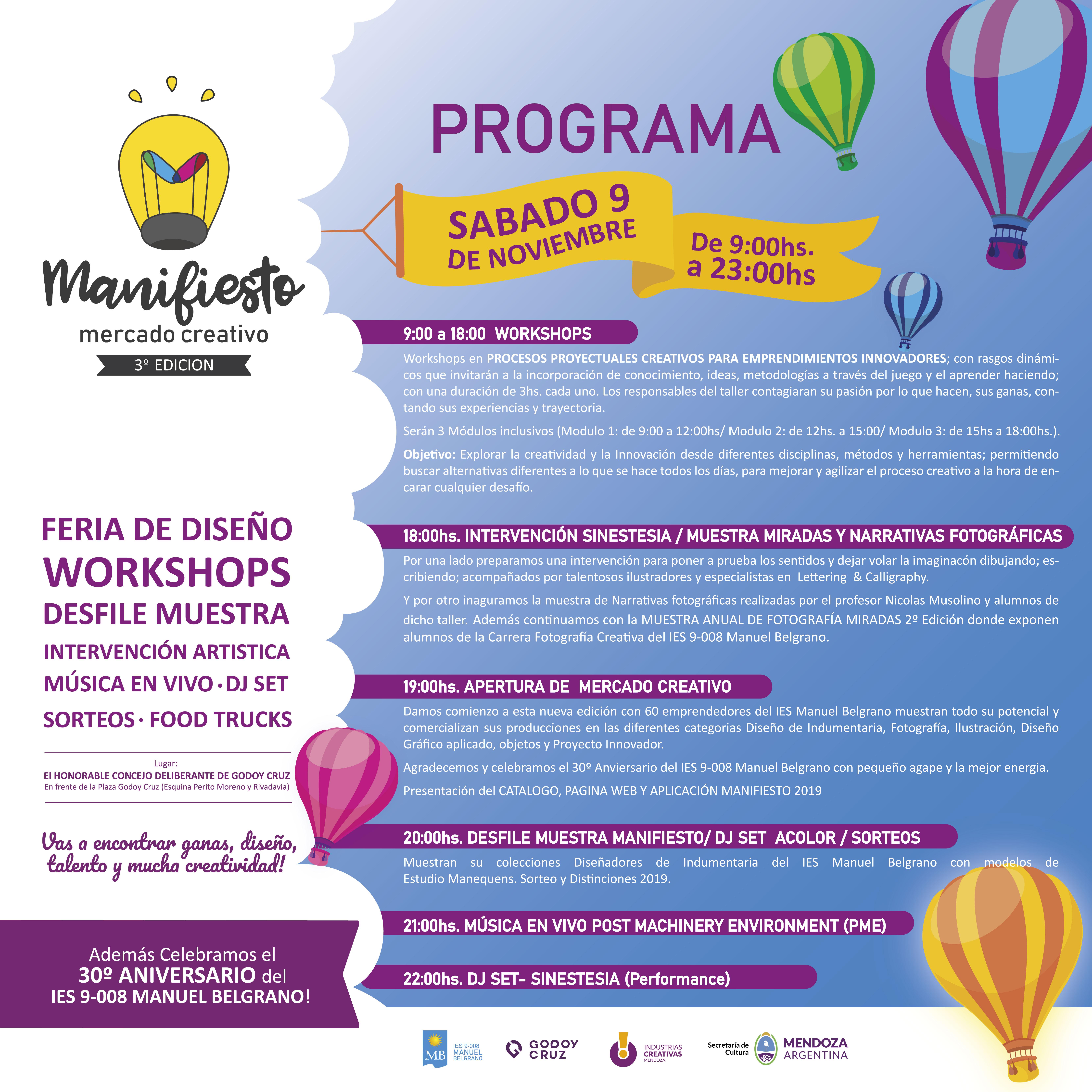 Programa Mmanifiesto 2019_progarma manifiesto 2019 1080x1080