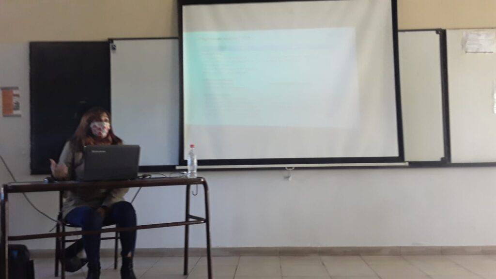 Prof. Escudero